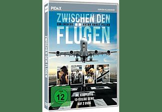 Zwischen den Flügen DVD