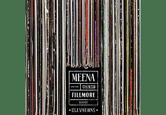 Meena Cryle &chris Fillmore Band - ELEVATIONS (LP)  - (Vinyl)