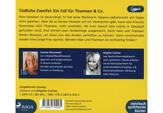 Brigitte Carlsen - Friesentod  - (MP3-CD)