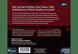 Sebastian Dunkelberg - Der Vertrag  - (MP3-CD)