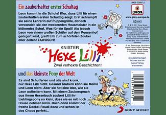 Hexe Lilli - 009/Hexe Lilli und das kleinste Pony der Welt (Ers  - (CD)
