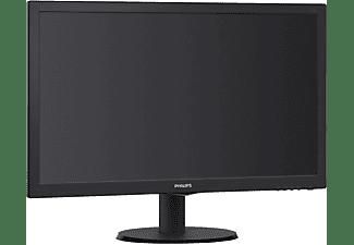 "Monitor - Philips 223V5LHSB2/00, 22"", Full HD, 5ms, VESA, VGA, Conexión HDMI, Negro"