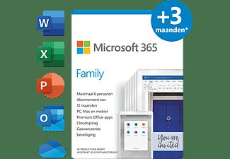 Microsoft 365 Family NL 12 maanden