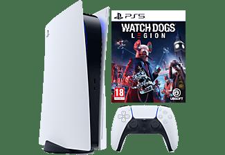 SONY PlayStation®5 + Watch Dogs Legion