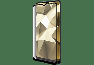 ISY Displayschutzglas IPG 5118-2.5D für Samsung Galaxy A32 5G, Transparent/Schwarz