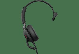 JABRA Headset Evolve2 40 - USB-A MS Mono, schwarz