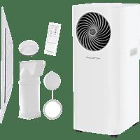 ROWENTA AU5020 Turbo Cool + Klimagerät Weiß (Max. Raumgröße: 83 m³, EEK: A)