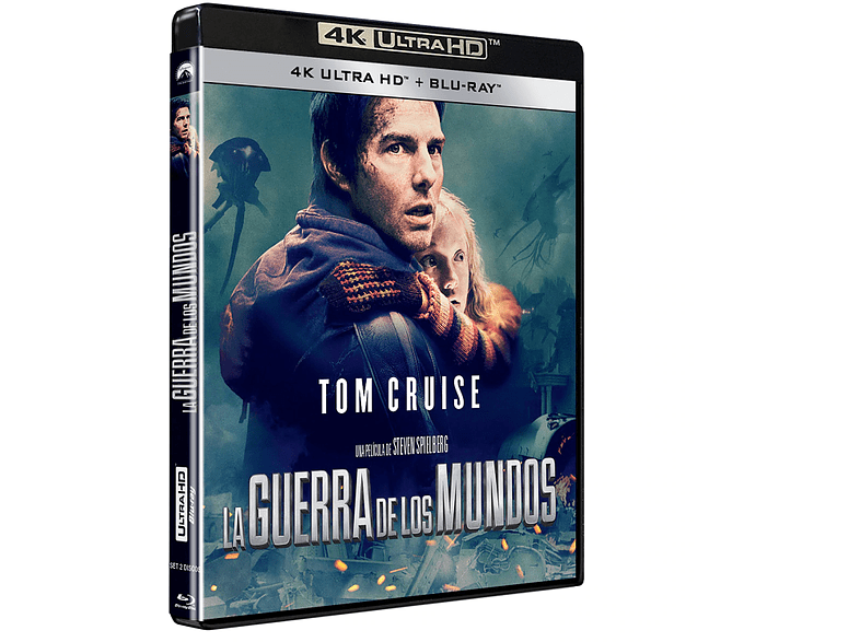 La Guerra De Los Mundos 4k Ultra Hd Blu Ray