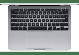 APPLE MacBook Air (M1,2020) MGN73D/A, Notebook mit 13,3 Zoll Display, 8 GB RAM, 512 GB SSD, M1 GPU, Space Grau