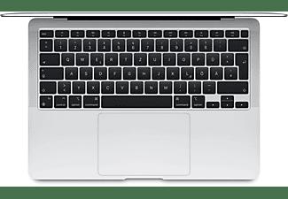 APPLE MacBook Air (M1,2020) MGNA3D/A, Notebook mit 13,3 Zoll Display, 8 GB RAM, 512 GB SSD, M1 GPU, Silber