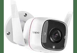 TP-LINK Überwachungskamera Tapo C310, Outdoor, WLAN, 3MP, IP66, Bewegungsmelder, Weiß