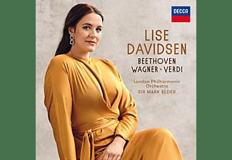 Lise Davidsen, London Philharmonic Orchestra, Mark - Beethoven-Wagner-Verdi  - (CD)