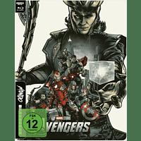 The Avengers - 4K UHD Mondo Steelbook Edition [4K Ultra HD Blu-ray]