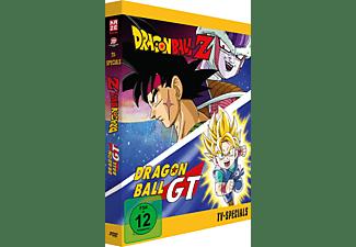 Dragonball Z + GT - Specials-Box DVD