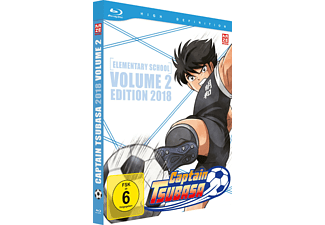 Captain Tsubasa 2018 - Vol.2 - Ep. 15-28 Blu-ray