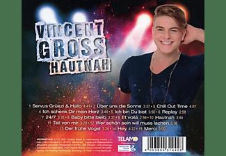 Vincent Gross - Hautnah  - (CD)