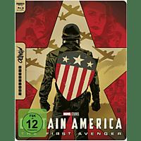 Captain America - The First Avenger - 4K UHD Mondo Steelbook Edition [4K Ultra HD Blu-ray]
