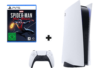 SONY PS5 + Marvel's Spider-Man Miles Morales