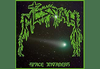 Messiah - Space Invaders (Translucent Green Vinyl/GTF)  - (Vinyl)