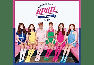 April - Mayday  - (CD)