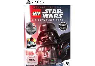 LEGO Star Wars: Die Skywalker Saga Deluxe Edition - [PlayStation 5]