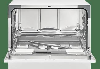 BOMANN TSG 7404 Geschirrspüler (freistehend, 550 mm breit, 51 dB (A), F)