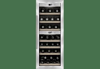 CASO Weinkühlschrank mit Kompressortechnik WineComfort 38, für 38 Flaschen