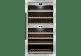 CASO Weinkühlschrank mit Kompressortechnik WineMaster 66, für 66 Flaschen