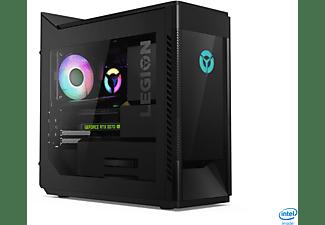 LENOVO Legion Tower 5i, Gaming PC, 16 GB RAM, 512 GB SSD, GeForce RTX 3070, 8 GB