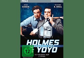 Holmes & Yoyo DVD