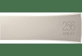 SAMSUNG Bar Plus USB-Stick, 256 GB, Champagner Silver