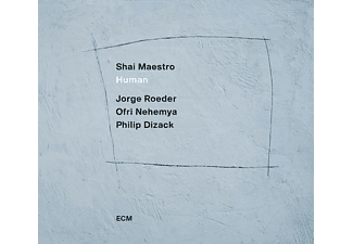Shai Maestro, Jorge Roeder, Ofri Nehemya, Philip Dizack - HUMAN  - (Vinyl)