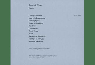 Dominik Wania - Lonely Shadows  - (CD)