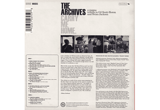 The Archives - CARRY ME HOME  - (CD)