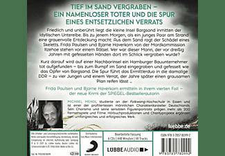 Romy Fölck - Mordsand  - (CD)