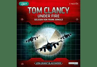 Clancy,Tom,  Blackwood,Grant - Under Fire  - (MP3-CD)