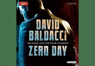 David Baldacci - Zero Day  - (MP3-CD)