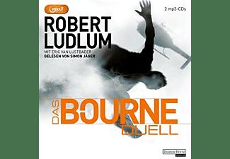 Lustbader,Eric Van,  Ludlum,Robert - Das Bourne Duell  - (MP3-CD)