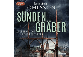 Ohlsson Kristina - Sündengräber  - (MP3-CD)