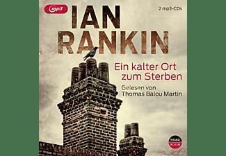 Ian Rankin - Ein kalter Ort zum Sterben  - (MP3-CD)