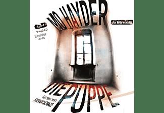 Mo Hayder - Die Puppe  - (MP3-CD)