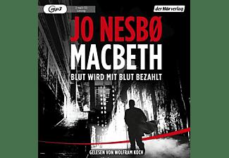 Jo Nesb° - Macbeth  - (MP3-CD)