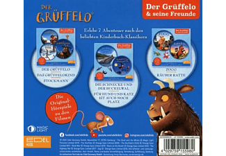 DONALDSON/SCHEFFLER - Hörspiel-Box Zu Den Filmen  - (CD)