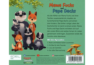 Mama Fuchs Und Papa Dachs - Mama Fuchs Und Papa Dachs - Folge 1  - (CD)  - (CD)