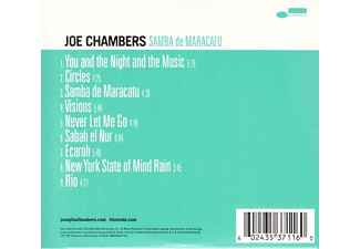 Joe Chambers - Samba De Maracatu  - (CD)