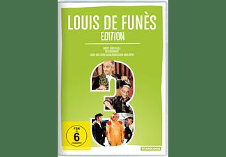 Louis de Funès Edition 3 DVD