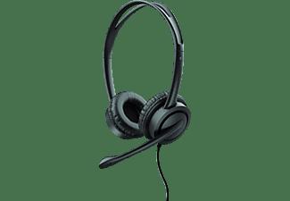 TRUST Mauro, On-ear Kopfbügel-Headset Schwarz