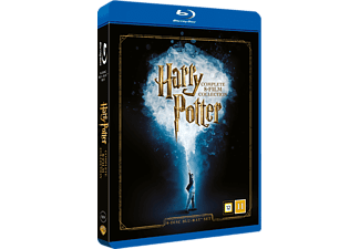 Harry Potter 1-7B (8-disc) (Blu-ray) Blu-ray
