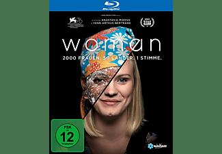 Woman Blu-ray