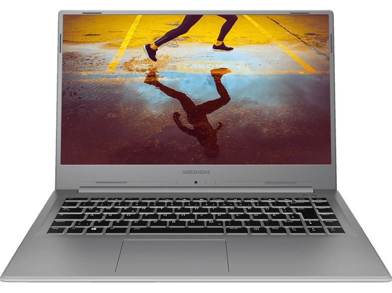 Medion Akoya Notebook with 15.6 inches, 16 GB RAM, 2 TB SSD, Intel Iris Xe graphics